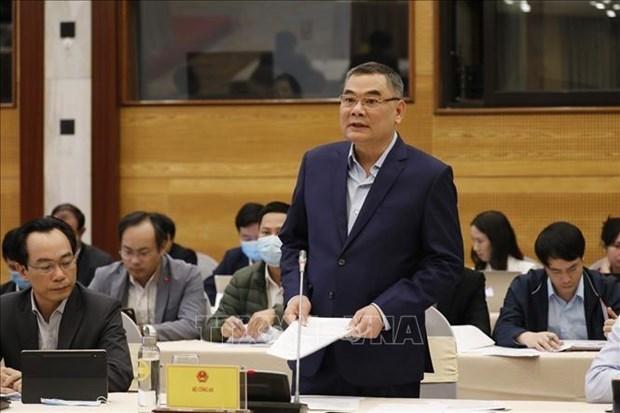 越南政府2月份例行新闻发布会:Forex交易平台的投资面临巨大风险并不受法律保护 hinh anh 2