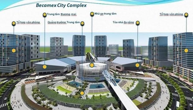 韩国合作伙伴将经营越南最大商业中心 hinh anh 1