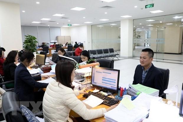 2021年前2月越南财政预算收入同比增长0.6% hinh anh 1