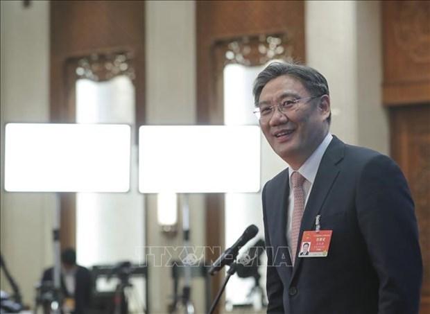 中国正式核准区域全面经济伙伴关系协定 hinh anh 1