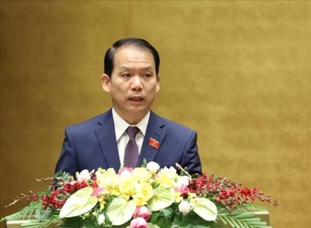 越南国会法律委员会第34次全体会议以视频形式召开 hinh anh 1