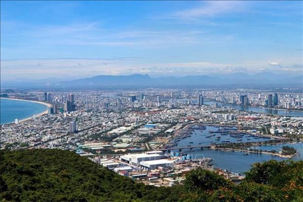 越南政府总理批准《岘港市总体规划调整方案》 hinh anh 1