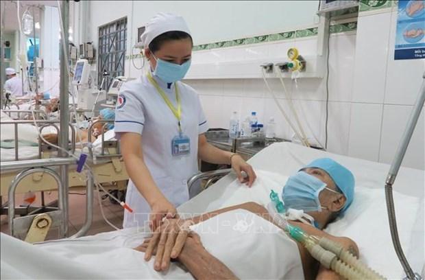 世界防治结核病日:越南战胜新冠肺炎疫情,终止结核病 hinh anh 1