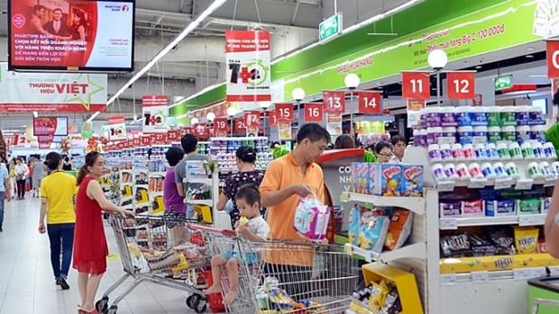 让越南货在现代分销渠道中所占比例达85%以上 hinh anh 1