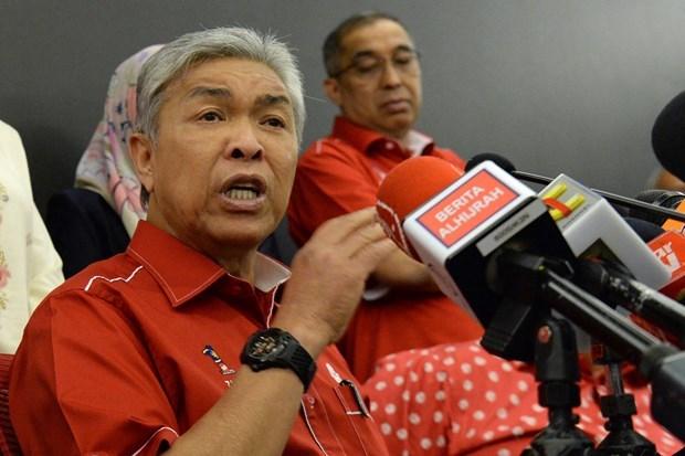 马来民族统一机构决定参选 拒绝跟其他党派合作 hinh anh 1
