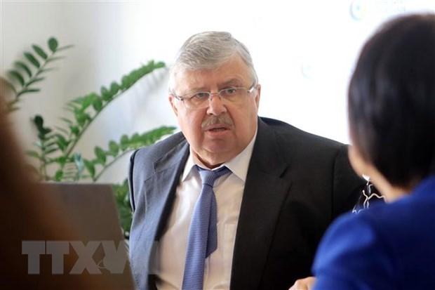 关于越南在亚欧空间中的作用的国际研讨会在俄罗斯举行 hinh anh 2