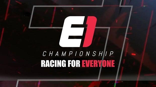 越南参加E1冠军第一季模拟赛车比赛 hinh anh 1