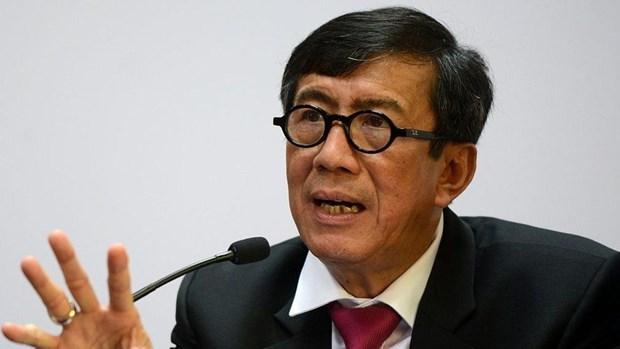 印尼呼吁东盟各国加强法律一体化 hinh anh 1