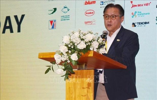 越南木材加工与手工艺品国际贸易周活动拉开序幕 hinh anh 1