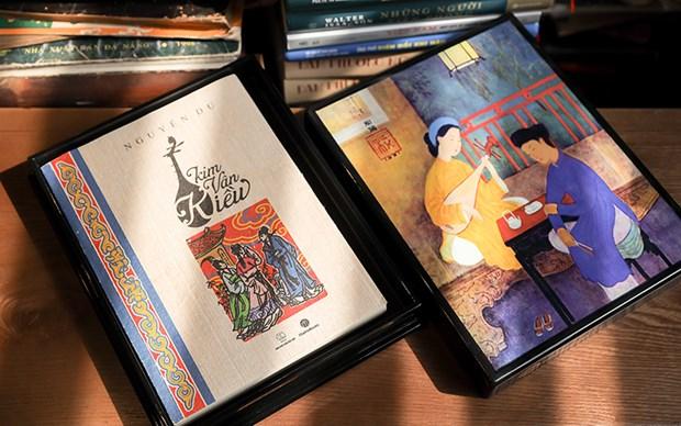 从书籍和艺术中了解河内一道文化风景线 hinh anh 1