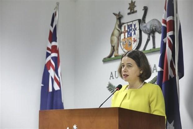 澳大利亚与UNICEF合作在越南开展新冠疫苗分配工作 hinh anh 1