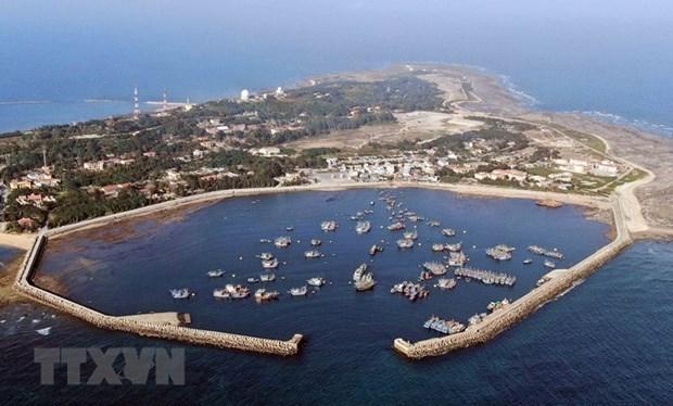 白龙尾——越南海洋的前哨岛屿 hinh anh 1