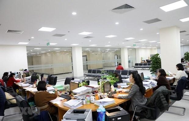 2021年第一季度劳动者月均收入增加33.9万越盾 hinh anh 1