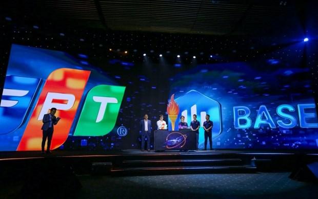 FPT同base.vn合作助力企业加速数字化进程 hinh anh 1