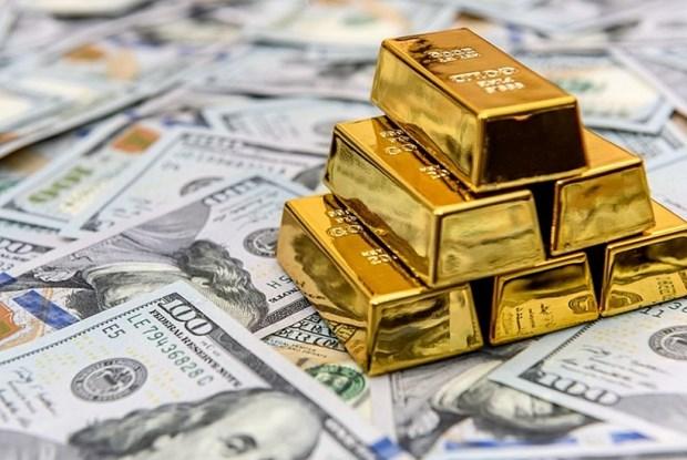 5月17日上午越南国内市场黄金卖出价上调10万越盾 hinh anh 1