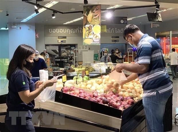 泰国向东盟秘书处递交RCEP批准计划 hinh anh 1