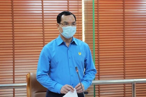 努力为受疫情影响的劳动工人提供协助 hinh anh 2