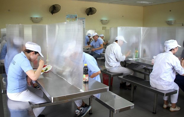 努力为受疫情影响的劳动工人提供协助 hinh anh 1