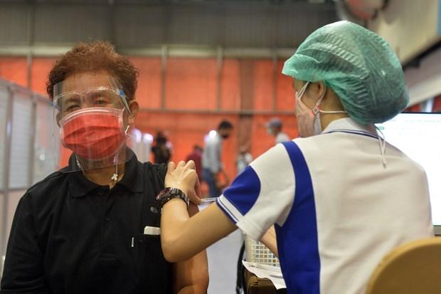 新冠肺炎疫情:东南亚新冠肺炎疫情仍然复杂严峻 hinh anh 1
