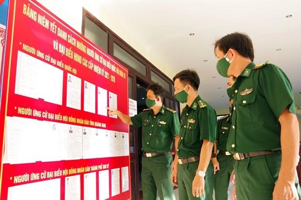 内务部部长范氏清茶:换届选举取得全面成功 真正成为全民盛大节日 hinh anh 1