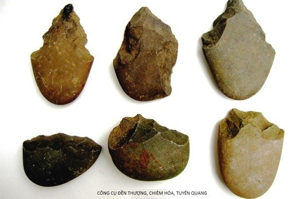 宣光省发现古人生活的痕迹 hinh anh 1