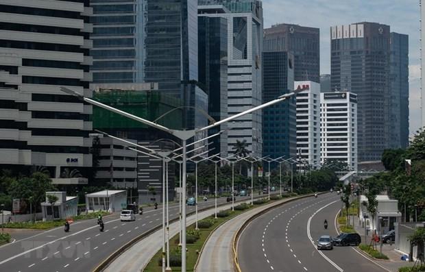 世行保持2021年印尼经济增长率达4.4%的预测值 hinh anh 1