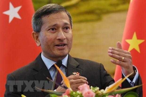 新加坡承诺与越南保持密切合作 实现疫情后复苏 hinh anh 1