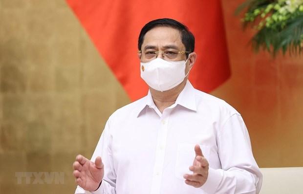 政府总理范明政:外交部继续发挥主动创新精神 致力于国家和民族的利益 hinh anh 1