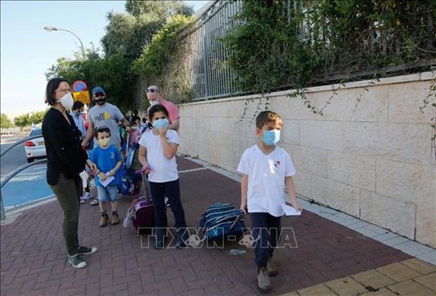 Israel nghien cuu khau trang tu diet khuan hinh anh 2