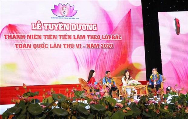 Le tuyen duong Thanh nien tien tien lam theo loi Bac toan quoc lan thu VI - nam 2020 hinh anh 5