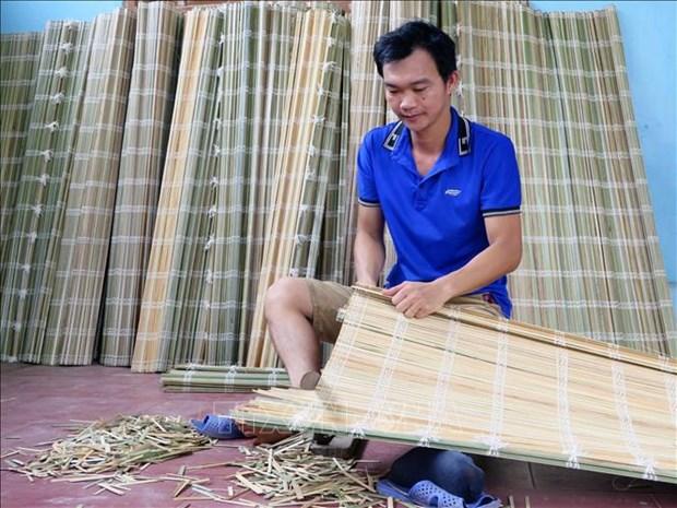 Nghe det manh co o Dong Thinh, Thai Nguyen hinh anh 3