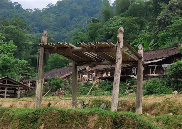 Xom Hoai Khao – noi bao ton moi truong sinh thai, van hoa co truyen cua nguoi Dao Tien o Cao Bang hinh anh 4