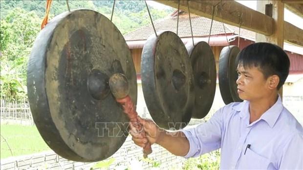 Thanh Hoa bao ton, phat huy cac gia tri di san van hoa truyen thong dan toc Thai hinh anh 1