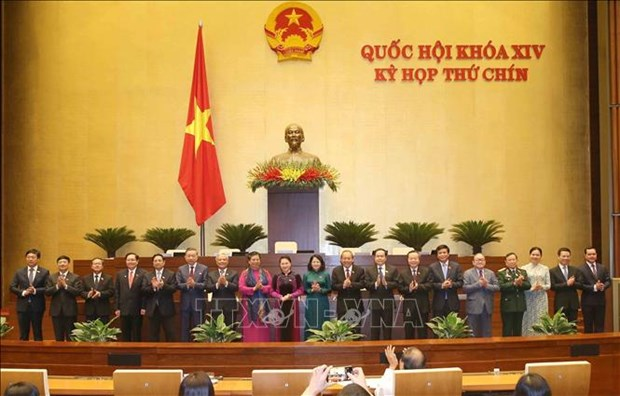 Nghi quyet cua Quoc hoi ve cong tac nhan su hinh anh 1