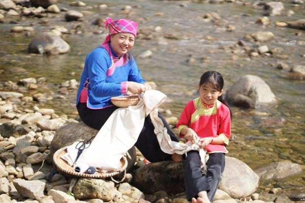 Lao Cai: Ho tro doanh nghiep nu vung cao mo rong kinh doanh hinh anh 1