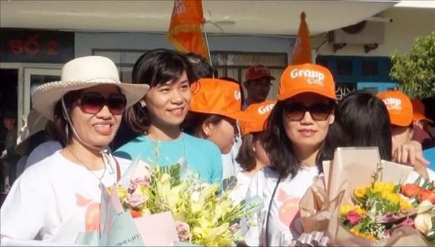 Thue nguyen chuyen tau hoa cho doan khach di Ha Noi - Quang Binh: Them mot san pham du lich doc dao hinh anh 2