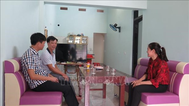 Dong luc giup nguoi dan vung cao Lai Chau on dinh cuoc song hinh anh 2