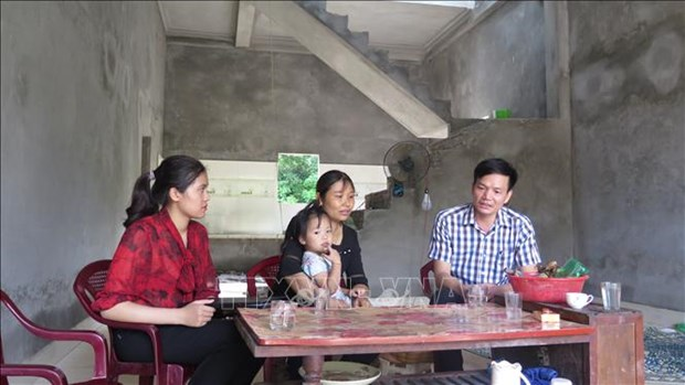 Dong luc giup nguoi dan vung cao Lai Chau on dinh cuoc song hinh anh 1