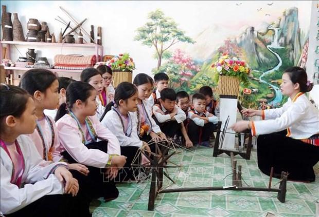 Phe duyet chu truong dau tu Chuong trinh muc tieu quoc gia phat trien kinh te - xa hoi vung dong bao dan toc thieu so va mien nui giai doan 2021 – 2030 hinh anh 1