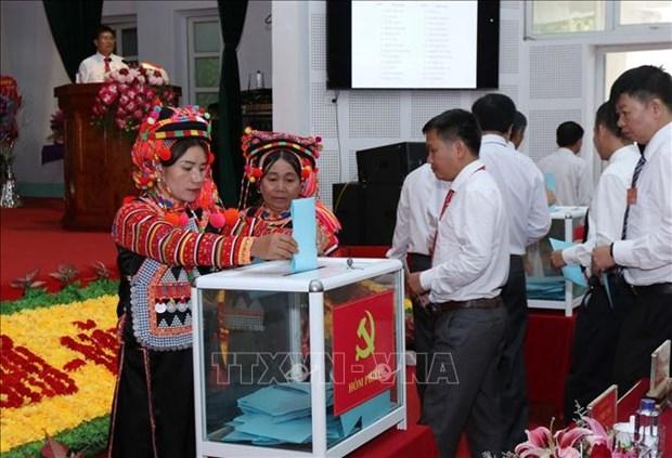 Tien toi Dai hoi XIII cua Dang: Phan dau dua Muong Te ra khoi dien kem phat trien hinh anh 2