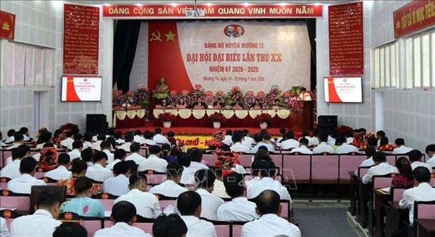 Tien toi Dai hoi XIII cua Dang: Phan dau dua Muong Te ra khoi dien kem phat trien hinh anh 1