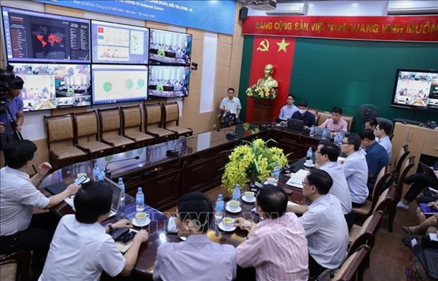 Pho Thu tuong Vu Duc Dam: Cac bien phap phong, chong dich COVID-19 phai duoc tien hanh dong bo, nhip nhang hinh anh 1