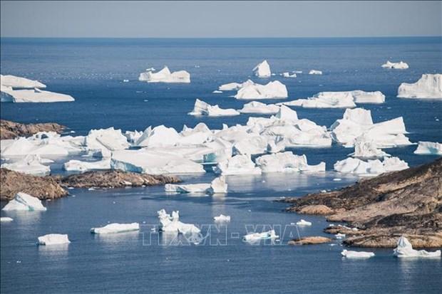 Song bang lon nhat tai Greenland dang tan chay hinh anh 1
