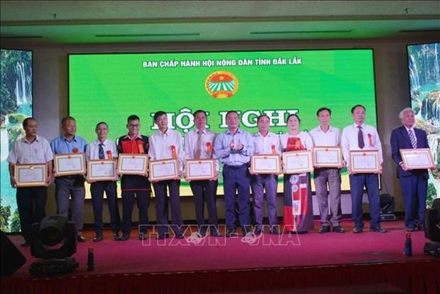 Hoi Nong dan tinh Dak Lak: Hoi nghi dien hinh tien tien lan thu IV (2020 – 2025) hinh anh 1