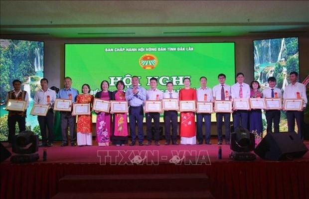 Hoi Nong dan tinh Dak Lak: Hoi nghi dien hinh tien tien lan thu IV (2020 – 2025) hinh anh 2