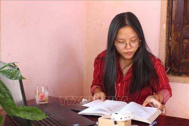 Tang cuong kha nang tiep can tieng Viet cho tre mau giao dan toc thieu so o Gia Lai hinh anh 2