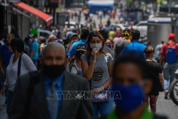 Dich COVID-19: Cac nha khoa hoc Venezuela phat hien phan tu co the uc che virus SARS-CoV-2 hinh anh 1