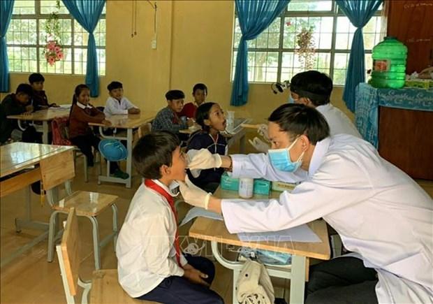 Lam Dong tang cuong cac giai phap phong, chong benh bach hau hinh anh 1