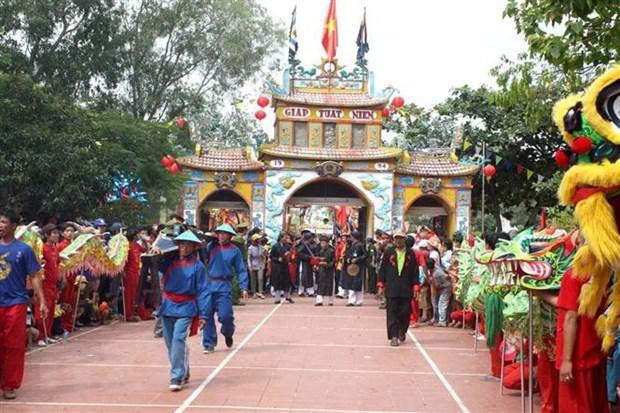 Le hoi van hoa du lich Dinh Thay Thim nam 2020 tai Binh Thuan hinh anh 1