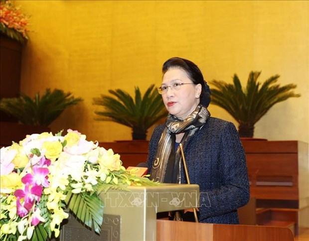 Tong Bi thu, Chu tich nuoc Nguyen Phu Trong: Tap trung chuan bi, to chuc thanh cong cuoc bau cu dai bieu Quoc hoi va HDND cac cap nhiem ky 2021-2026 hinh anh 3